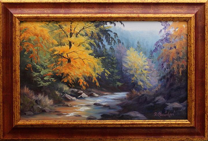 Obraz - Divoká krása Jeseníků