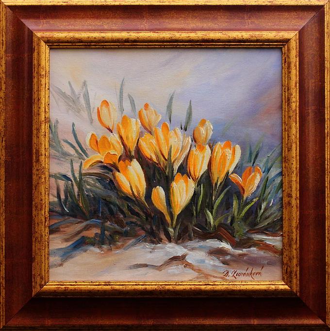 Obraz - Pozdrav jara