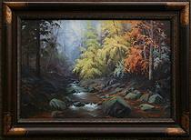 Obrazy - Tajemství lesa