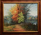 Obrazy - Podzimní zbarvení